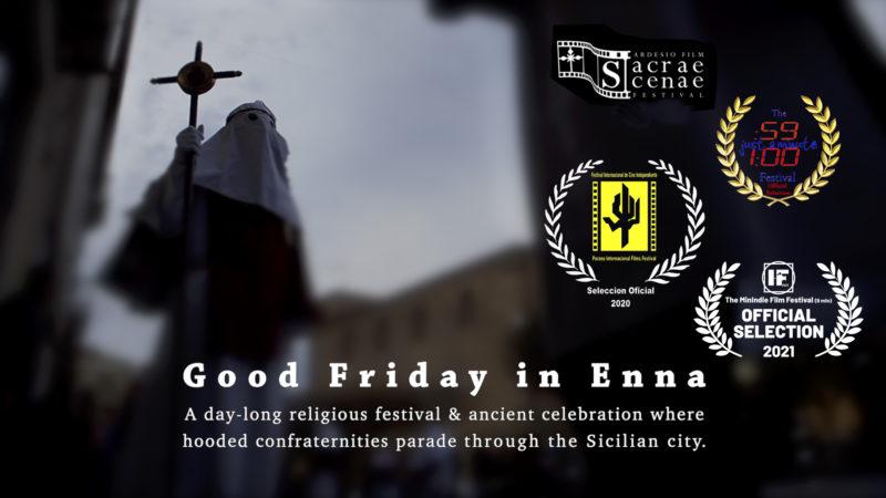 Good Friday in Enna