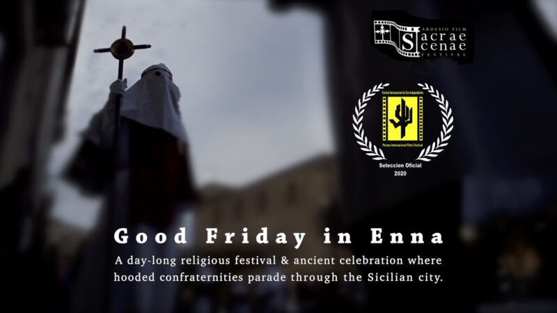 Good Friday in Enna
