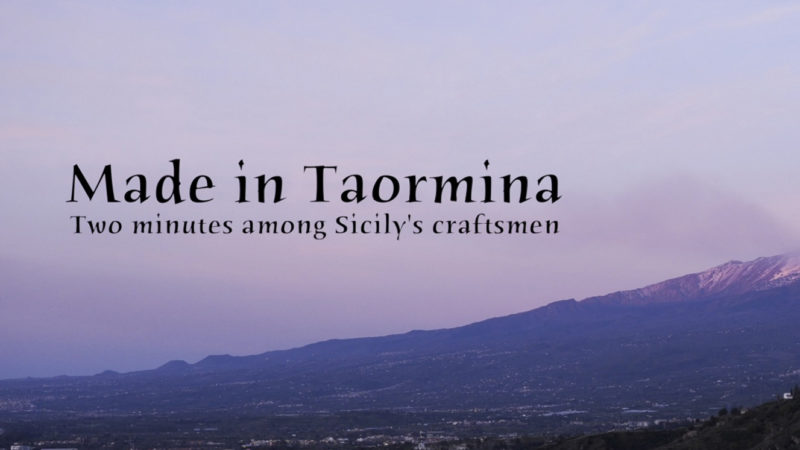 Made in Taormina