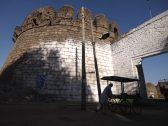 City wall / Quilla / (Hissar)  (Wall)