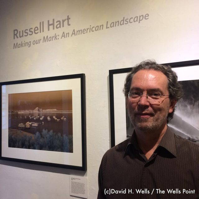 Honored to meet photographer and writer russellhartphoto last night providencephotoartshellip