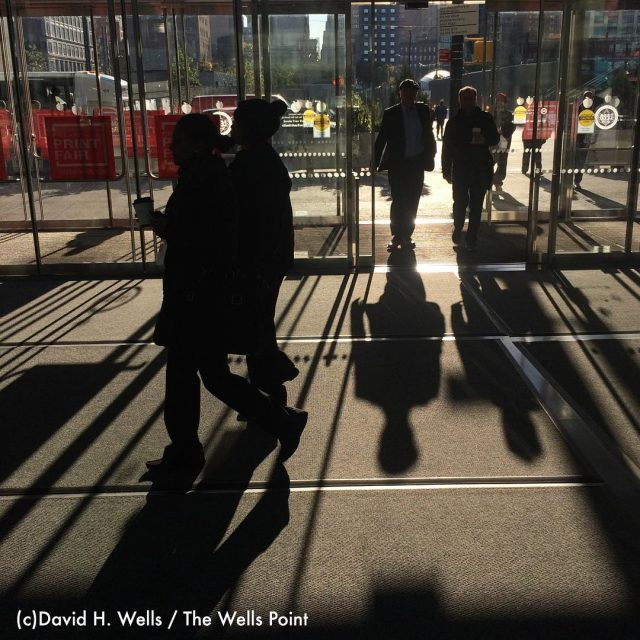 Manhattan morning light photoplusexpo morning light shadow contrast shadowdance streetphotohellip