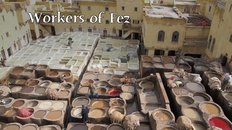 Workers of Fez
