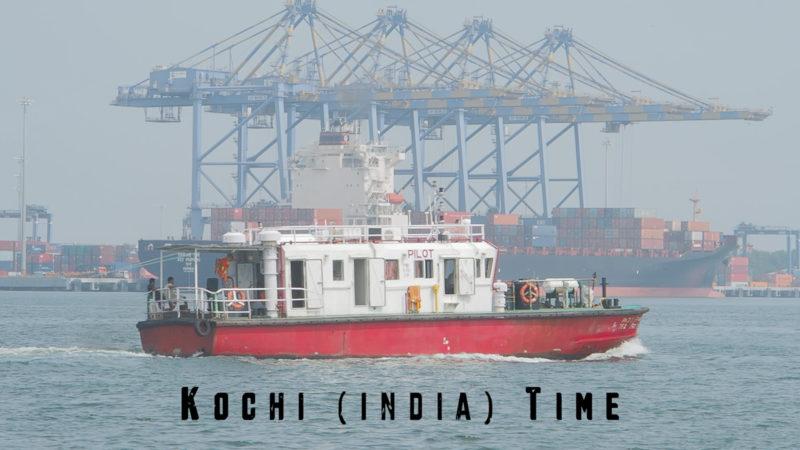 Kochi (India) Time